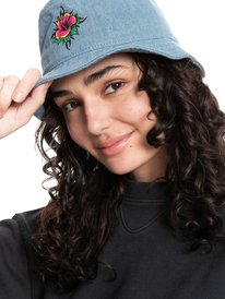 Quiksilver Womens Uncle Surfer - Bucket Hat for Women  EQWHA03019