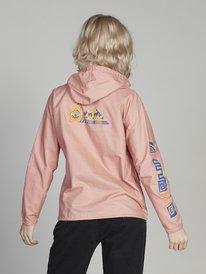 Quiksilver Womens - Half-Zip Hooded Jacket for Women  EQWJK03005