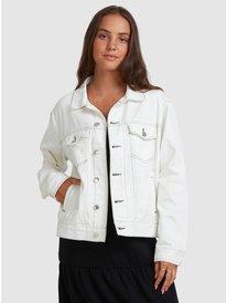 Quiksilver Womens - Trucker Jacket for Women  EQWJK03016
