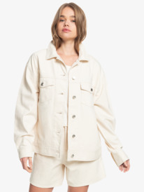 Endless Time - Organic Trucker Jacket for Women  EQWJK03022