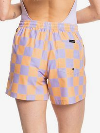 The Checker - Swim Shorts for Women  EQWJV03002