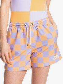 The Checker - Swim Shorts for Women  EQWJV03002