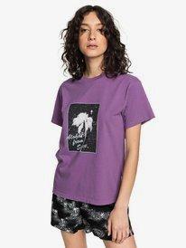 Quiksilver Womens - Cropped T-Shirt  EQWKT03032
