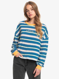 Around Beach - Long Sleeve T-Shirt for Women  EQWKT03084