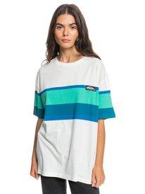 Quiksilver Womens Surf Heritage - Organic T-Shirt for Women  EQWKT03098