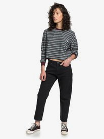 Quiksilver Womens - Loose Fit Jeans for Women  EQWNP03020