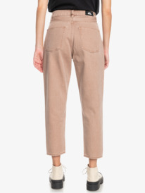Quiksilver Womens Infinity Time - Mom Fit Jeans for Women  EQWNP03029