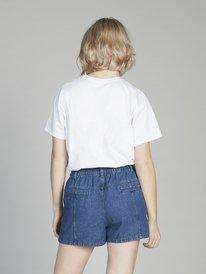 Quiksilver Womens - Elasticated Shorts for Women  EQWNS03008