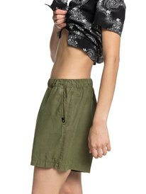 Quiksilver Womens - Elasticated Shorts  EQWNS03015