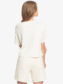 Infinity Time - Organic Mom Fit Shorts for Women  EQWNS03029