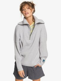 Quiksilver Womens - Half-Zip Jumper for Women  EQWSW03003
