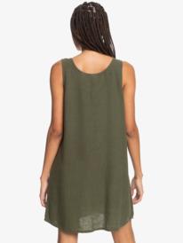Summerside - Linen Dress for Women  EQWWD03011