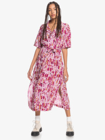 Tribal - Camp Midi Dress for Women  EQWWD03019