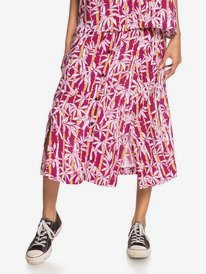 Tribal - Viscose Skirt for Women  EQWWK03002