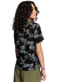 Quiksilver Womens - Short Sleeve Camp Shirt  EQWWT03024