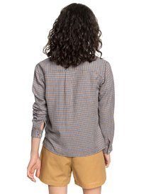 Quiksilver Womens - Long Sleeve Camp Shirt  EQWWT03029