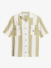 Destination Trip - Linen Short Sleeve Shirt for Women  EQWWT03059