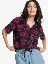 Quiksilver Womens Destination Trip - Short Sleeve Shirt for Women  EQWWT03072