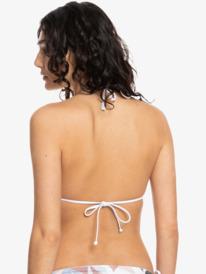 Quiksilver Womens Classic - Recycled Tri Bikini Top for Women  EQWX303024