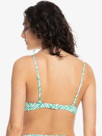 Quiksilver Womens Classic - Recycled Underwired Bikini Top for Women  EQWX303026