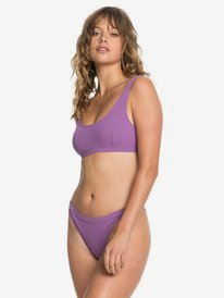 Quiksilver Womens - Rib Knit Bikini Bottoms  EQWX403003