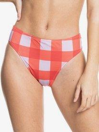 Quiksilver Womens - High Waist Bikini Bottoms for Women  EQWX403035