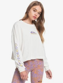 Fair - Organic Long Sleeve T-Shirt for Women  EQWZT03024