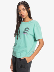 Colorful Land - Organic T-Shirt for Women  EQWZT03026