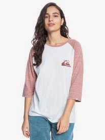 Quiksilver Womens - 3/4 Sleeve T-Shirt for Women  EQWZT03039