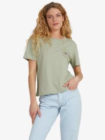 Star Slide - T-Shirt for Women  EQWZT03057