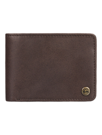 Mac - Tri-Fold Leather Wallet  EQYAA03940