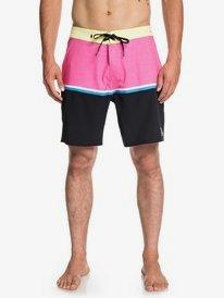 "Highline Division 18"" - Board Shorts for Men  EQYBS04113"