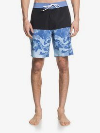"Highline Division Deluxe 19"" - Board Shorts for Men  EQYBS04295"