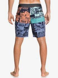 """Highline Vortex 18"""" - Board Shorts  EQYBS04300"""
