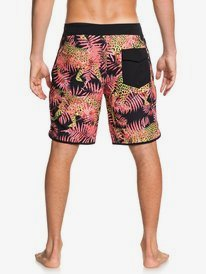 "Highline Camocat 19"" - Board Shorts for Men  EQYBS04313"