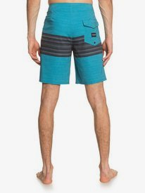"""Highline Six Channel 19"""" - Board Shorts for Men  EQYBS04380"""