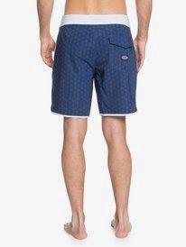 """Highline Tokolo Scallop 18"""" - Board Shorts for Men  EQYBS04383"""