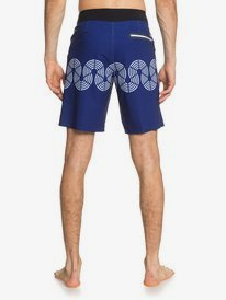 "Highline Connected Waves 19"" - Board Shorts for Men  EQYBS04398"