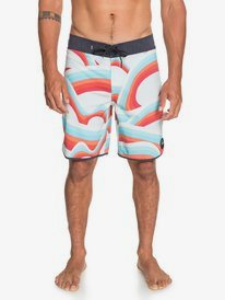 """Highline Fryday 19"""" - Board Shorts for Men  EQYBS04438"""