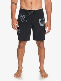 "Highline Beta Test 18"" - Board Shorts for Men  EQYBS04444"