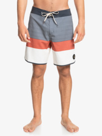 "Surfsilk Tijuana 18"" - Board Shorts for Men  EQYBS04530"