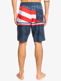 """Everyday Boardwalk 20"""" - Recycled Board Shorts for Men  EQYBS04605"""