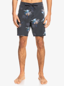 "Surfsilk Washed Sessions 18"" - Recycled Board Shorts for Men  EQYBS04607"