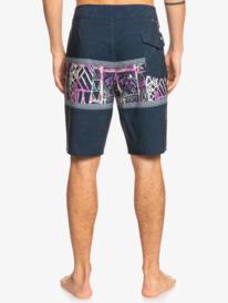 """Surfsilk Primitive Enforcer 20"""" - Recycled Board Shorts for Men  EQYBS04614"""