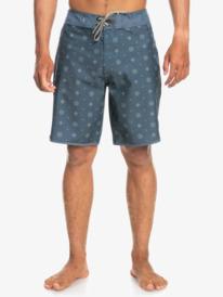 "HEMPSTRETCH Scallop 19"" - Boardshorts for Men  EQYBS04628"