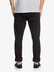 Voodoo Surf Black Black - Slim Fit Jeans for Men  EQYDP03407