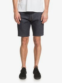 Modern Wave Rinse - Denim Shorts  EQYDS03091