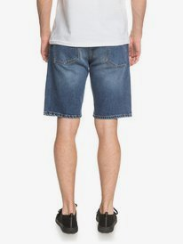 "Aqua Cult Aged 20"" - Denim Shorts for Men  EQYDS03092"