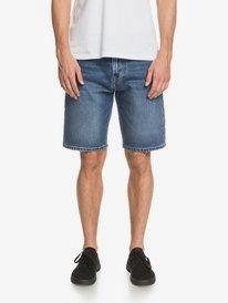 "Aqua Cult Aged 20"" - Denim Shorts for Men  EQYDS03092"