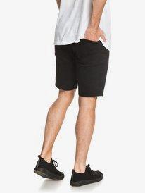 "Voodoo Surf Black Black Short 18"" - Denim Shorts for Men  EQYDS03093"